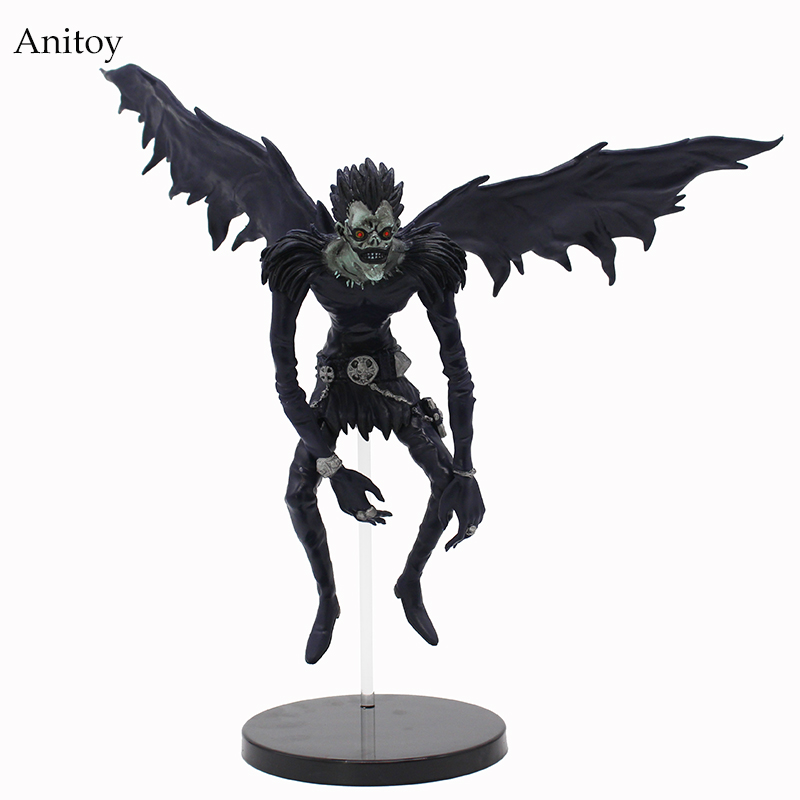 Anime Death Note Deathnote Ryuuku PVC Action Figure Koleksiyon Model Oyuncak Bebekler 7 18 cm OF016