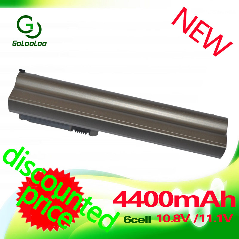 Hp 2133 Mini-Note Golooloo 4400 mAh pil Mini 2140 463306-241 464120-141 482262-001 482263-001 484783-001 HSTNN-DB63
