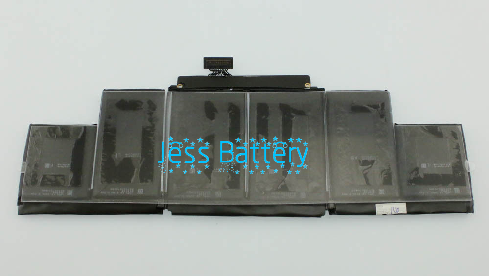 95Wh için yeni laptop batarya APPLE ME664 ME665 MC975 A1398 MC976 MD831 A1417